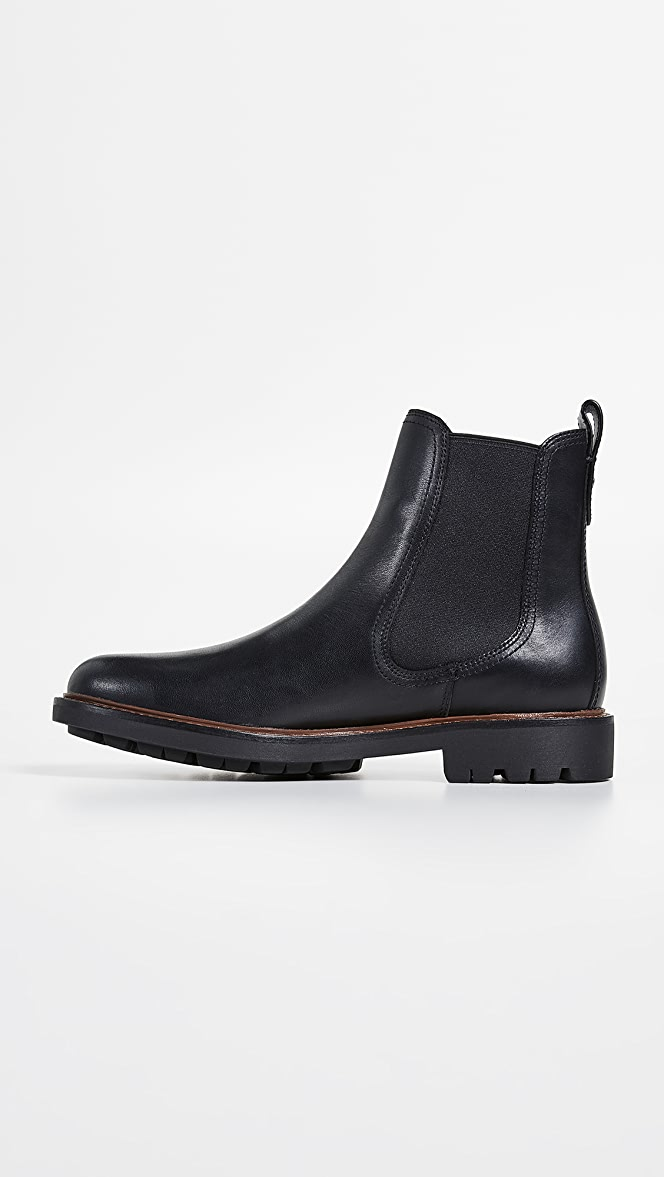 Coach New York Lugg Chelsea Boots   EAST DANE