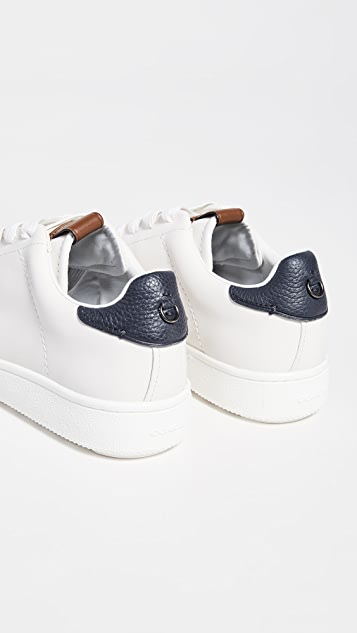 Coach New York C101 Low Top Sneakers