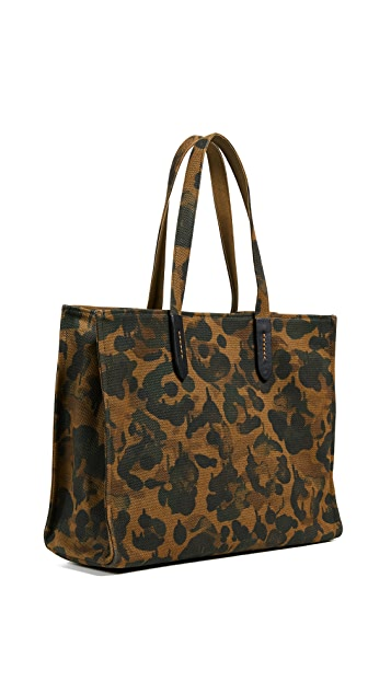 Coach New York x Vandal Gummy Tote