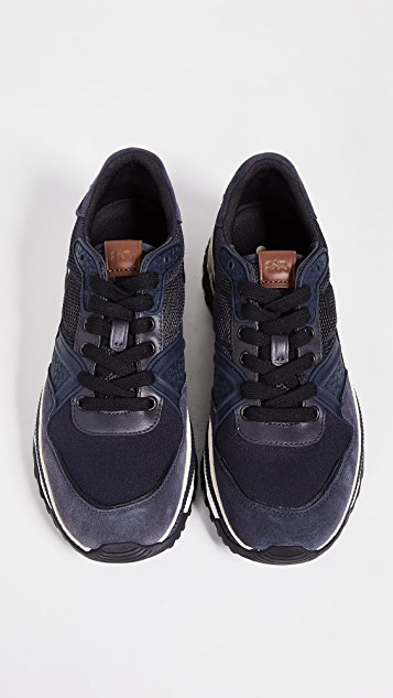 Coach New York C143 Monochrome Runners