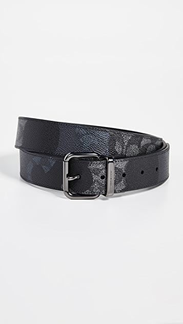 Coach New York 38mm Signature Wild Beast Belt
