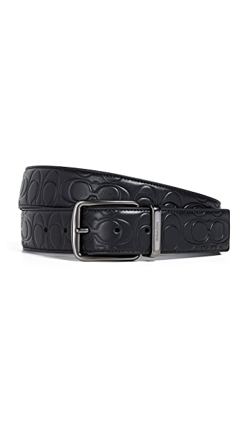 Coach New York 38mm Harness Belt