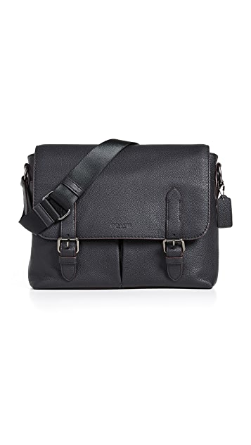Coach New York Meteropolitan Soft Messenger Bag