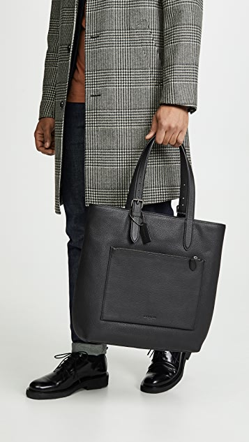 Coach New York Metropolitan Soft Tote