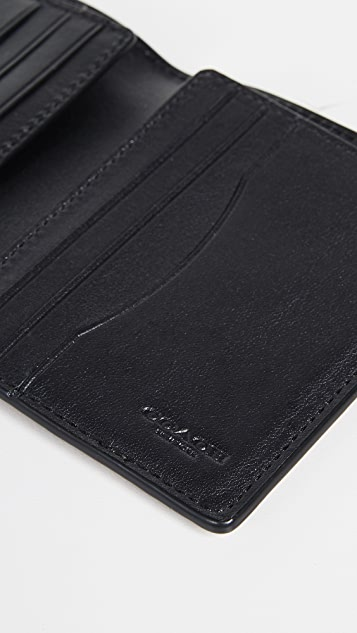 Coach New York Slim Wallet