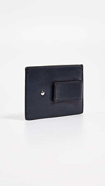 Coach New York Money Clip Card Case