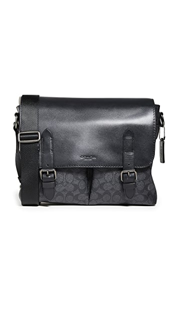 Coach New York Metropolitan Soft Messenger