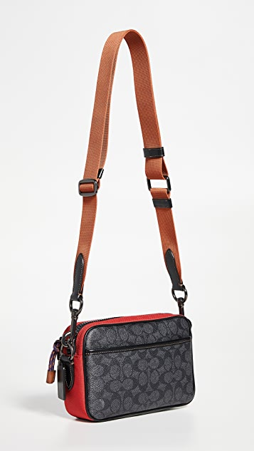 Coach New York Modern Active East West Crossbody Bag