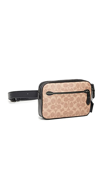 Coach New York Modern Business Belt Bag