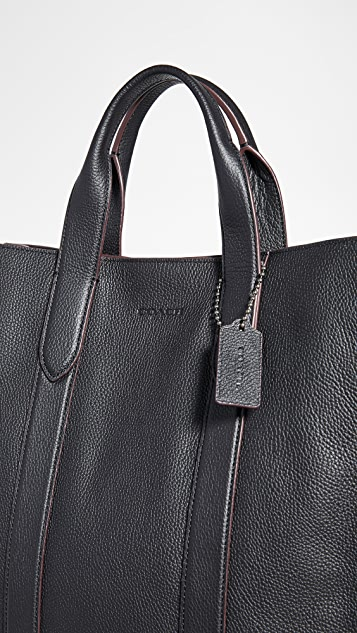Coach New York Modern Business North South Tote Bag