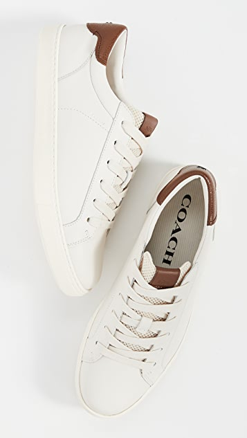 Coach New York C126 Low Top Sneakers