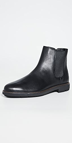 Coach New York - Leather Chelsea Boots