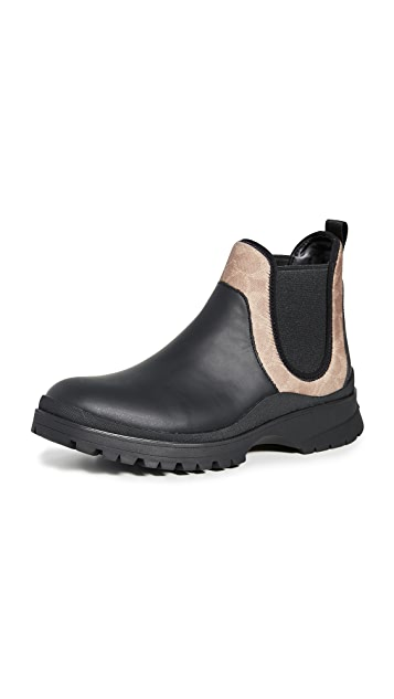 Coach New York Hybrid Chelsea Boots