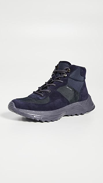 Coach New York C250 Cordura Hiker Boots