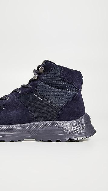 Coach New York C250 Cordura Hiker Boots