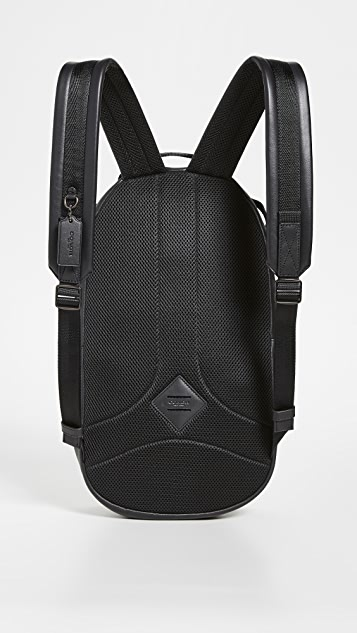 Coach New York Signature Sporty Family Clean Backpack