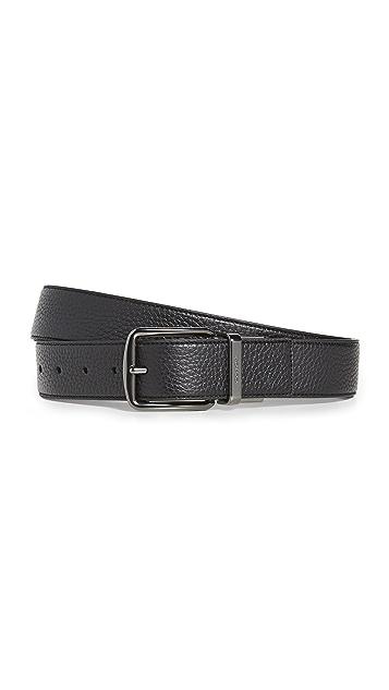 Coach New York Wide Regular Reversible Belt