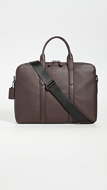 Coach New York Metropolitan Soft Briefcase