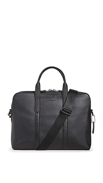 Coach New York Metropolitan Soft Briefcase