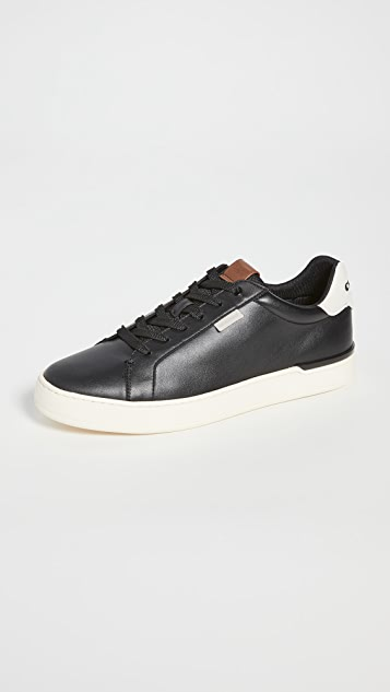 Coach New York Lowline Low Top Sneakers