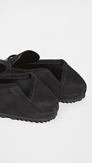 Coach New York Collapsible Heel Drivers