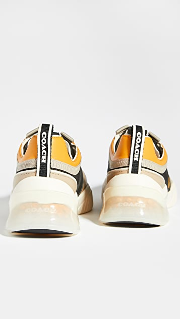 Coach New York CitySole Chevron Runners