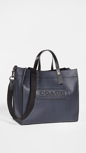 Coach New York Field Tote 40 Bag