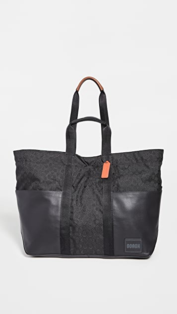 Coach New York Reversible Pacer Tote Bag