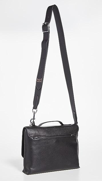 Coach New York X Jean-Michel Basquiat Rogue Messenger Bag