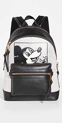 Coach New York - X Disney Keith Haring Mickey Academy Backpack