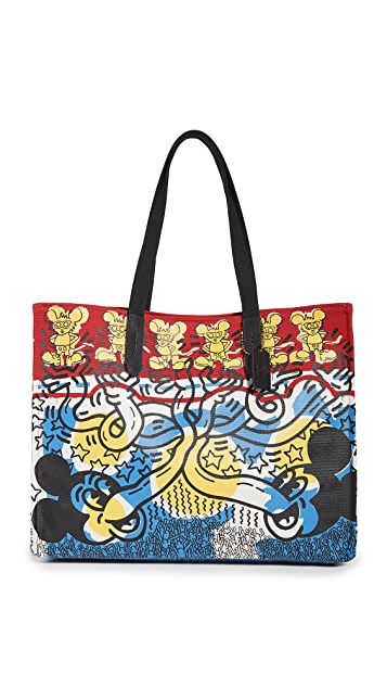 Coach New York x Disney Keith Haring Tote 42