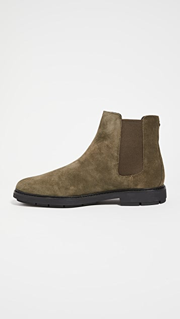 Coach New York Suede Boots