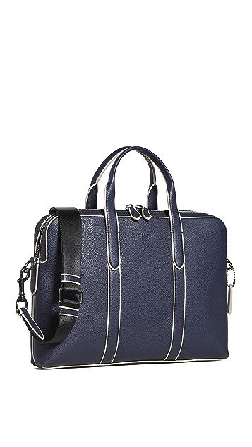 Coach New York Briefcase