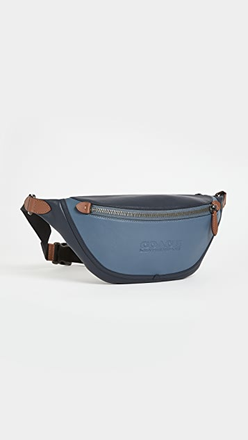 Coach New York League Belt Bag in Colorblock