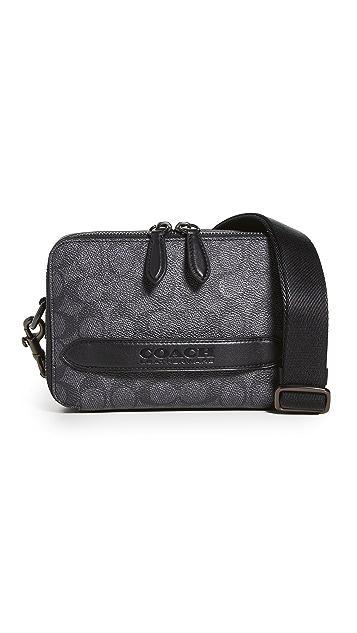 Coach New York Charter Crossbody Bag