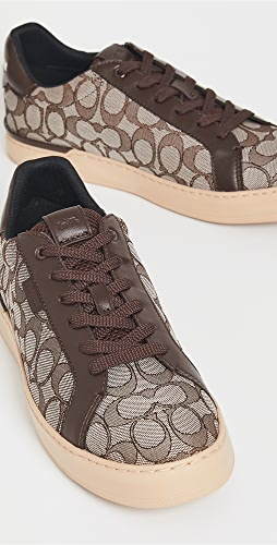 Coach New York - Lowline Signature Low Top Sneakers