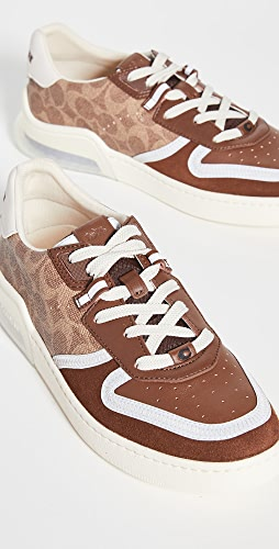 Coach New York - CitySole Signature Court Sneakers