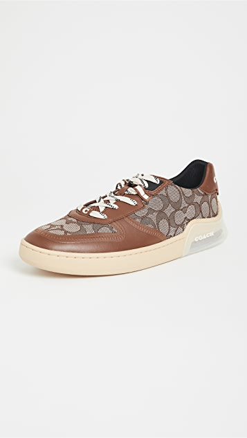Coach New York CitySole Court Sneakers