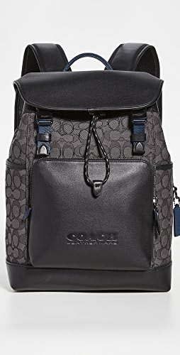 Coach New York - League Flap Backpack