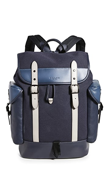 Coach New York Hitch Backpack