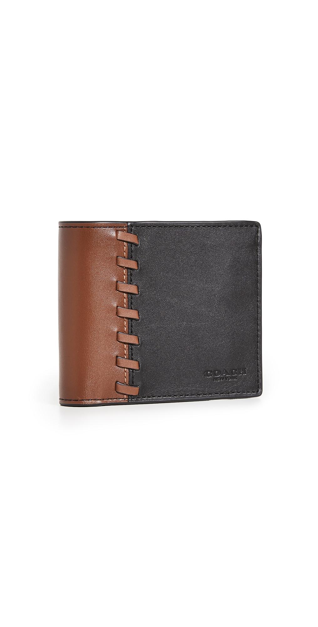 3 in 1 Colorblock Wallet