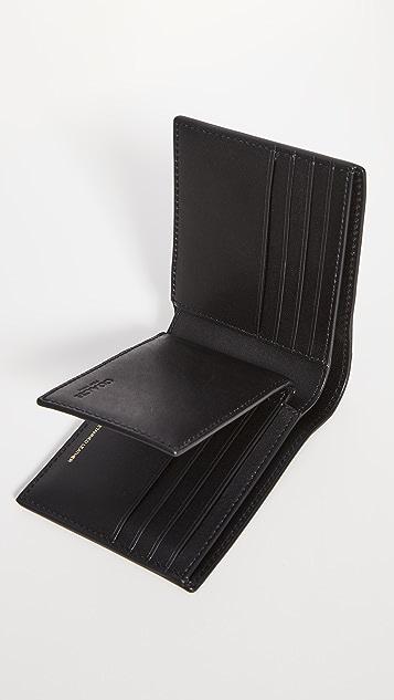 Coach New York 3 in 1 Colorblock Wallet