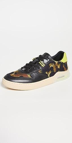 Coach New York - CitySole WildBeast Signature Court Sneakers
