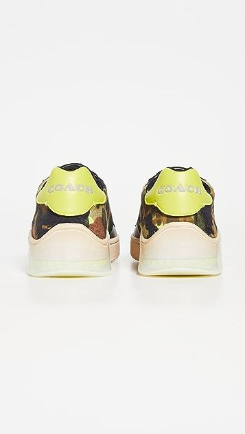 Coach New York CitySole WildBeast Signature Court Sneakers