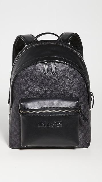 Coach New York Charter Backpack