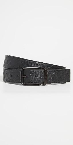 Coach New York - 38mm Leather Belt