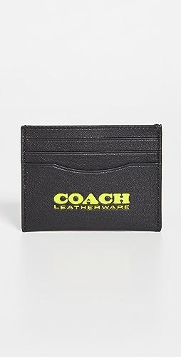 Coach New York - Flat Card Case
