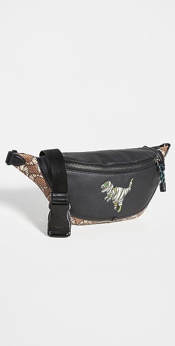 Coach New York x Michael B. Jordan League Belt Bag