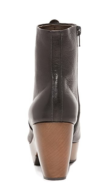 Coclico Shoes Tecla Clog Booties