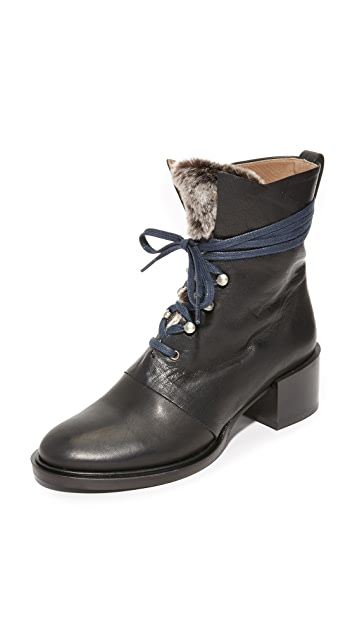 Coclico Shoes Mack Shearling Boots